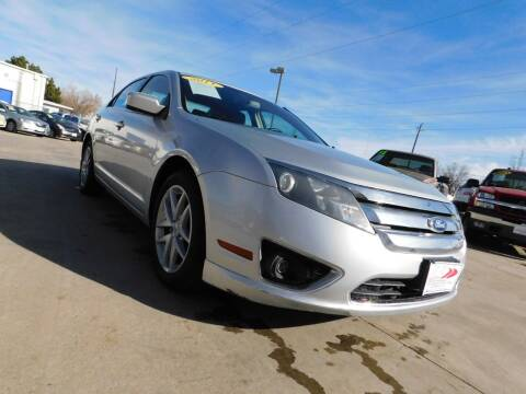 2011 Ford Fusion for sale at AP Auto Brokers in Longmont CO