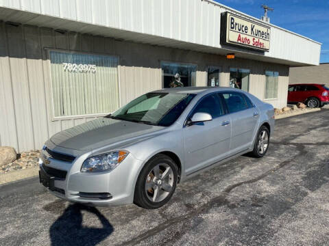 2012 Chevrolet Malibu for sale at Bruce Kunesh Auto Sales Inc in Defiance OH