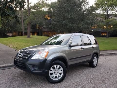 2006 Honda CR-V for sale at Houston Auto Preowned in Houston TX
