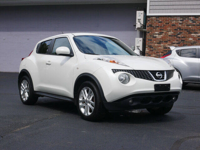 2014 Nissan JUKE for sale at Canton Auto Exchange in Canton CT