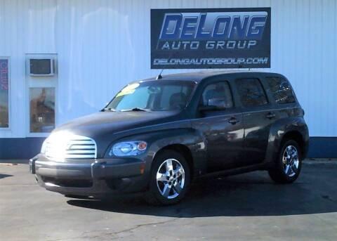 2010 Chevrolet HHR for sale at DeLong Auto Group Kokomo in Kokomo IN