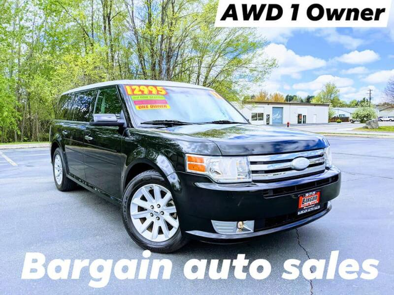 2012 Ford Flex for sale at Bargain Auto Sales LLC in Garden City ID
