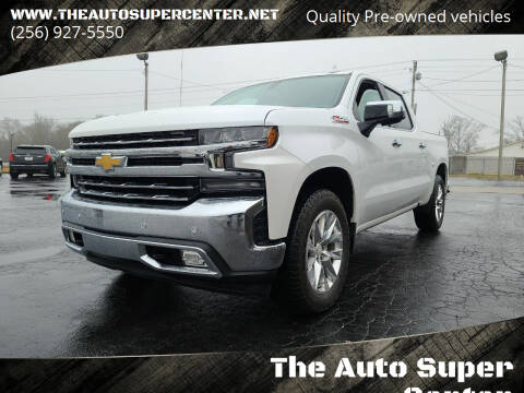 2019 Chevrolet Silverado 1500 for sale at The Auto Super Center in Centre AL
