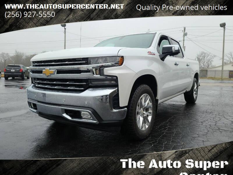 2019 Chevrolet Silverado 1500 for sale at The Auto Super Center in Centre AL