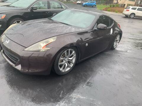 2010 Nissan 370Z for sale at Capital Mo Auto Finance in Kansas City MO