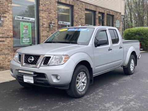 2018 Nissan Frontier for sale at The King of Credit in Clifton Park NY