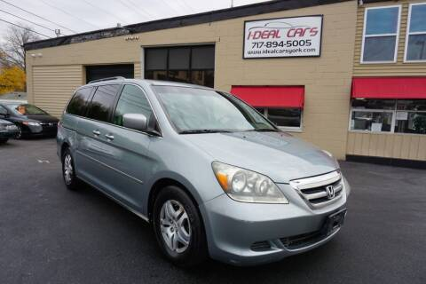 2007 Honda Odyssey for sale at I-Deal Cars LLC in York PA