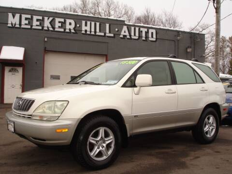 2003 Lexus RX 300 for sale at Meeker Hill Auto Sales in Germantown WI