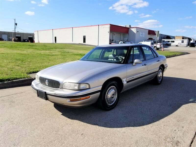 1997 Buick LeSabre for sale at Image Auto Sales in Dallas TX