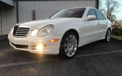 2008 Mercedes-Benz E-Class for sale at Auto Liquidators in Bluff City TN