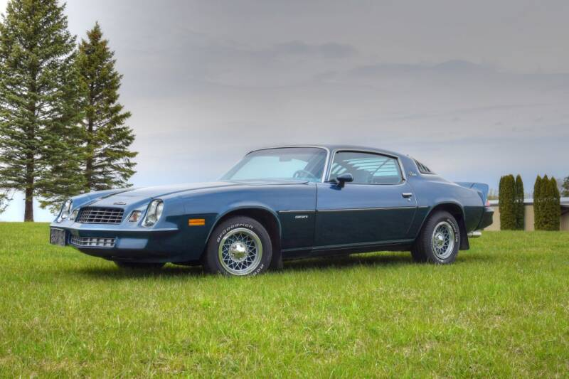 1979 Chevrolet Camaro for sale at Hooked On Classics in Watertown MN