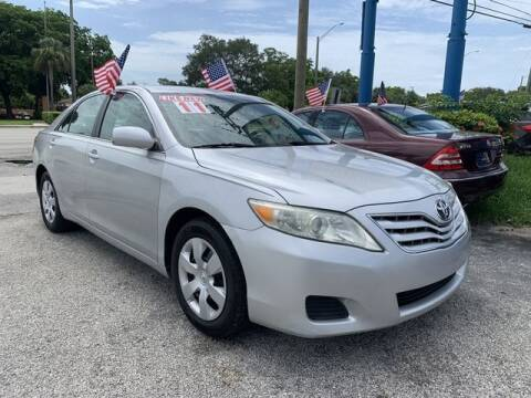 2011 Toyota Camry for sale at AUTO PROVIDER in Fort Lauderdale FL