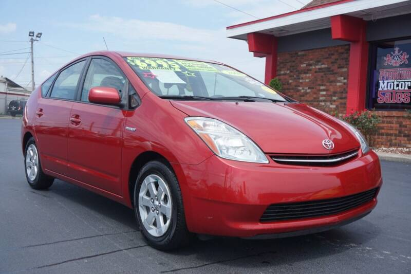 2008 Toyota Prius for sale at Premium Motors in Louisville KY