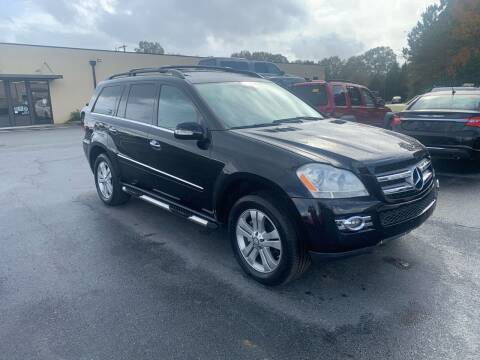 2007 Mercedes-Benz GL-Class for sale at EMH Imports LLC in Monroe NC
