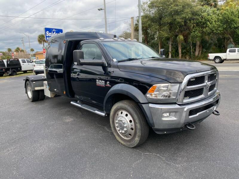 2017 RAM Ram Chassis 5500 for sale at Snider's Auto Center in Titusville FL
