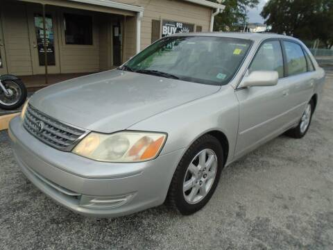 2003 Toyota Avalon for sale at New Gen Motors in Lakeland FL