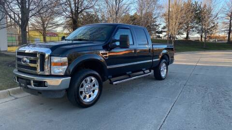 2008 Ford F-250 Super Duty for sale at Western Star Auto Sales in Chicago IL