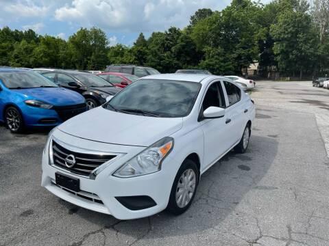2017 Nissan Versa for sale at Best Buy Auto Sales in Murphysboro IL