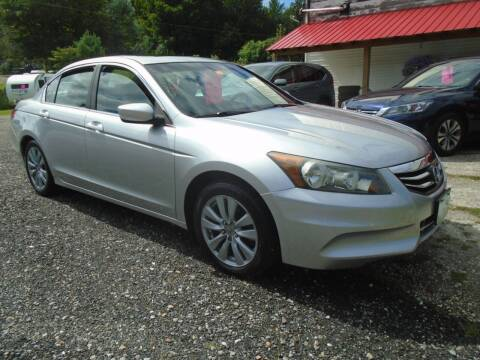 2011 Honda Accord for sale at Wimett Trading Company in Leicester VT