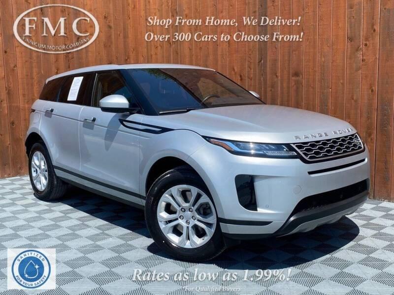 2020 Land Rover Range Rover Evoque for sale in Americus, GA