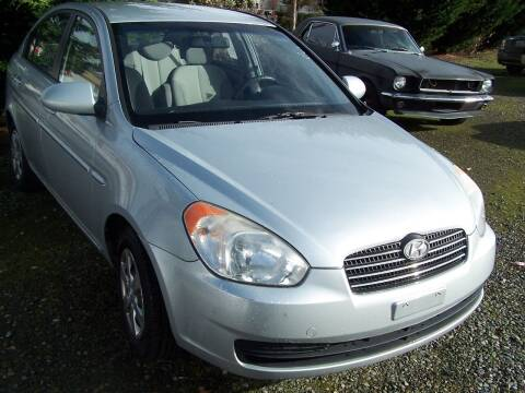 2009 Hyundai Accent for sale at M & M Auto Sales LLc in Olympia WA