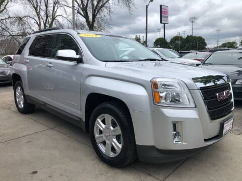 2014 GMC Terrain for sale at Direct Auto Sales in Milwaukee WI