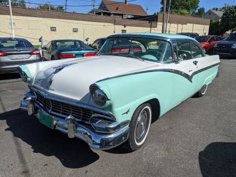 1956 Ford Fairlane for sale at Richland Motors in Cleveland OH