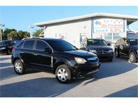 2008 Saturn Vue for sale at My Value Car Sales in Venice FL