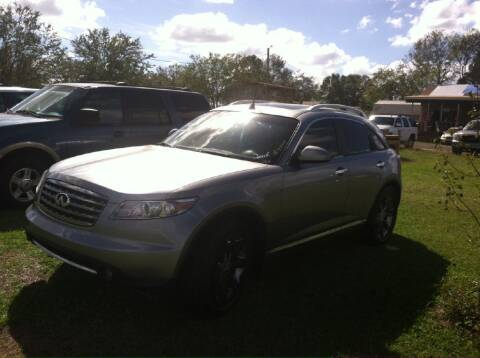 2006 Infiniti FX35 for sale at CARZ4YOU.com in Robertsdale AL