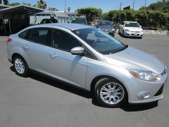 2012 Ford Focus for sale at Public Wholesale in Sacramento CA