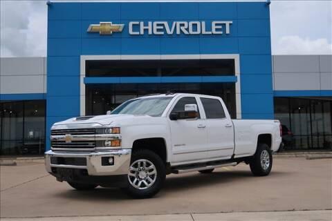 2019 Chevrolet Silverado 3500HD for sale at Lipscomb Auto Center in Bowie TX