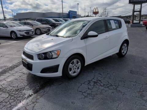 2015 Chevrolet Sonic for sale at Strosnider Chevrolet in Hopewell VA