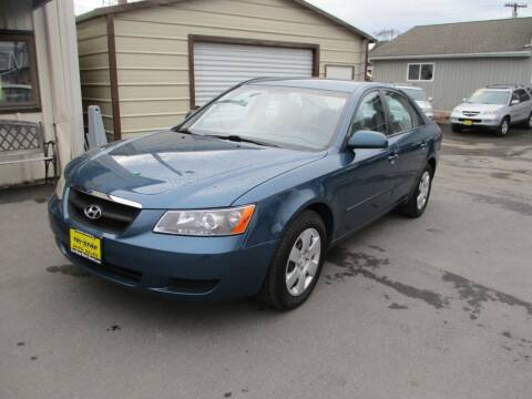 2006 Hyundai Sonata for sale at TRI-STAR AUTO SALES in Kingston NY