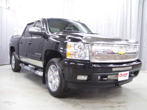 2011 Chevrolet Silverado 1500 for sale at QUADEN MOTORS INC in Nashotah WI
