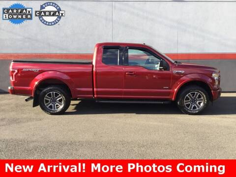 2017 Ford F-150 for sale at Road Ready Used Cars in Ansonia CT