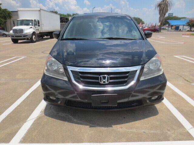 2010 Honda Odyssey for sale at MOTORS OF TEXAS in Houston TX