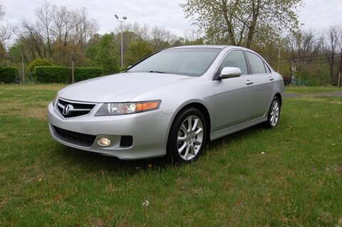 2007 Acura TSX for sale at New Hope Auto Sales in New Hope PA