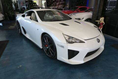 2012 Lexus LFA for sale at OC Autosource in Costa Mesa CA