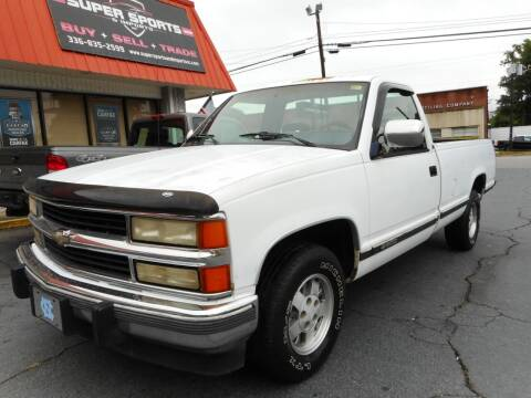 1994 Chevrolet C/K 1500 Series for sale at Super Sports & Imports in Jonesville NC