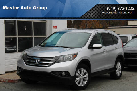 2013 Honda CR-V for sale at Master Auto Group in Raleigh NC