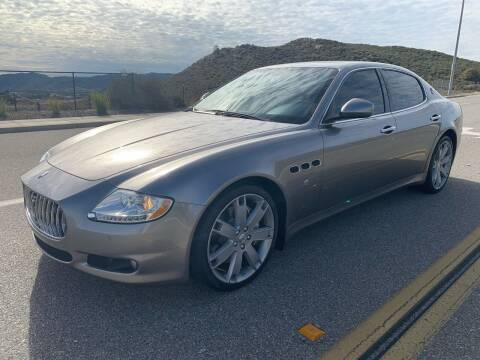 2009 Maserati Quattroporte for sale at 3K Auto in Escondido CA