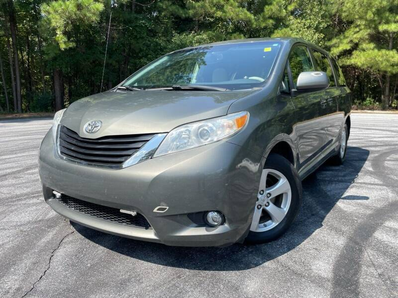 2011 Toyota Sienna for sale at Global Imports Auto Sales in Buford GA