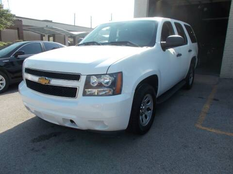 2012 Chevrolet Tahoe for sale at ACH AutoHaus in Dallas TX