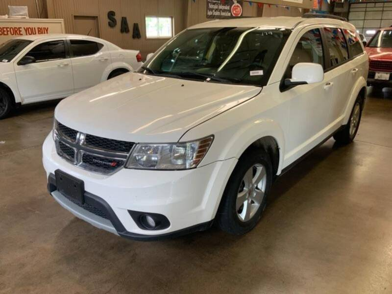 2012 Dodge Journey for sale at All Affordable Autos in Oakley KS