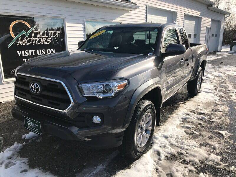 2016 Toyota Tacoma for sale at HILLTOP MOTORS INC in Caribou ME