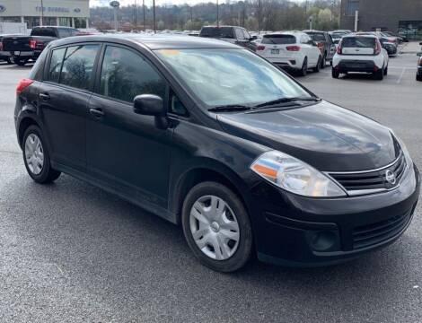 2010 Nissan Versa for sale at Cobalt Cars in Atlanta GA