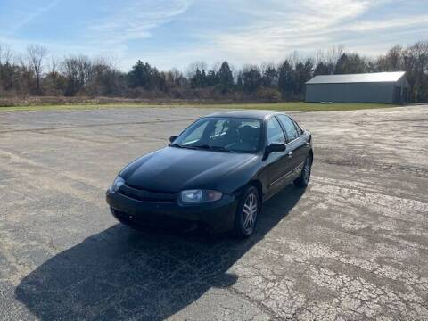 2004 Chevrolet Cavalier for sale at Caruzin Motors in Flint MI