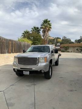2008 GMC Sierra 2500HD for sale at Guarantee Auto Group in Atascadero CA