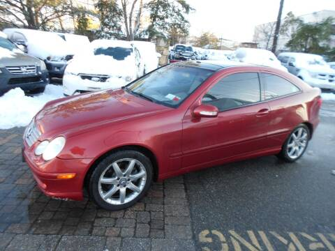 2004 Mercedes-Benz C-Class for sale at Precision Auto Sales of New York in Farmingdale NY