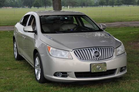 2011 Buick LaCrosse for sale at Auto House Superstore in Terre Haute IN
